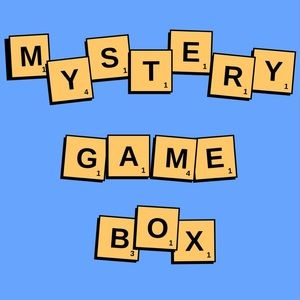 Board Game Mystery Box